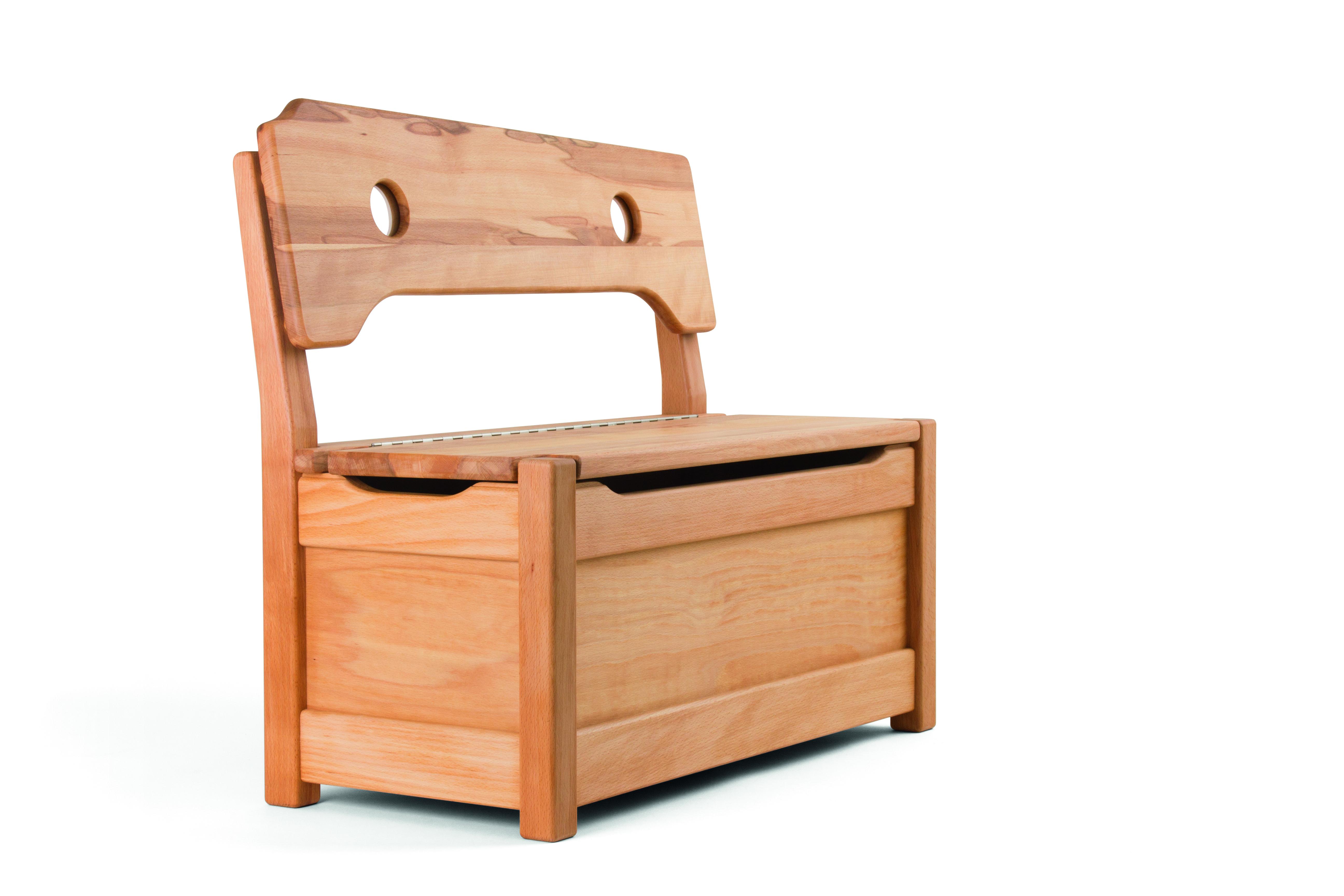 kindersitzbank mit truhe kinderm bel. Black Bedroom Furniture Sets. Home Design Ideas